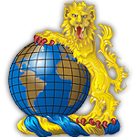 The Crest of The Armorial Register - Click to see Full Achievement