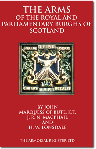 Royal and Parliamentary Burghs of Scotland