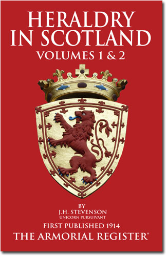 Heraldry in Scotland, Volumes 1 and 2